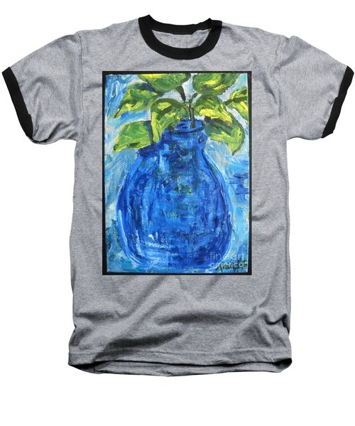 Simple Greens Baseball T-Shirt