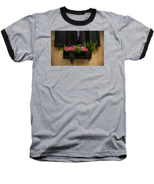 Simply Charleston Baseball T-Shirt by Karol Livote