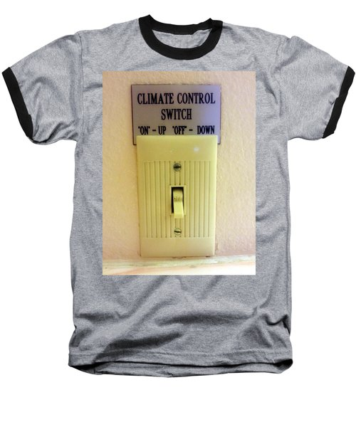 Simply Confusing Baseball T-Shirt by Lon Casler Bixby
