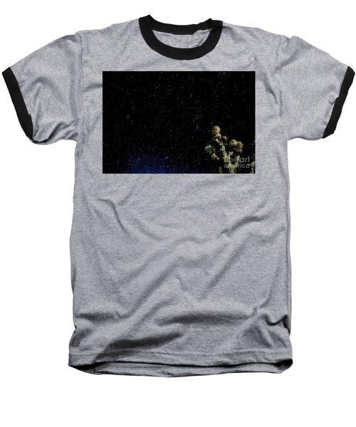 Simply Star's Baseball T-Shirt by Angela J Wright