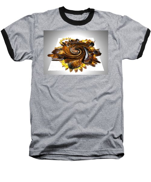 Simulated Beats 30 Baseball T-Shirt