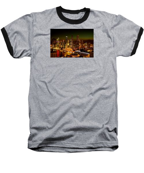 Singapore Baseball T-Shirt