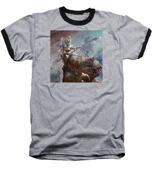 Singing Mountain Sister Baseball T-Shirt