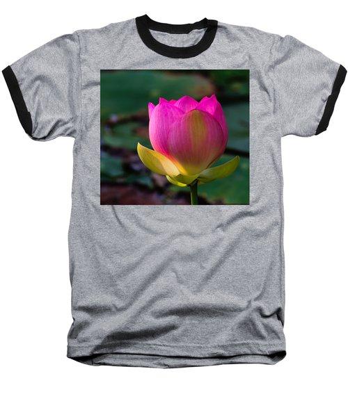 Single Blossum Baseball T-Shirt