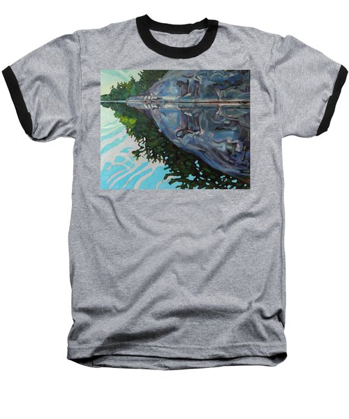 Singleton Marble Baseball T-Shirt
