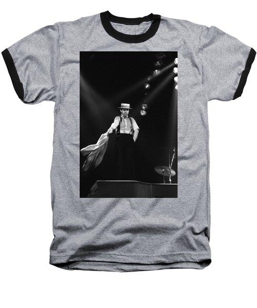 Sir Elton John Baseball T-Shirt