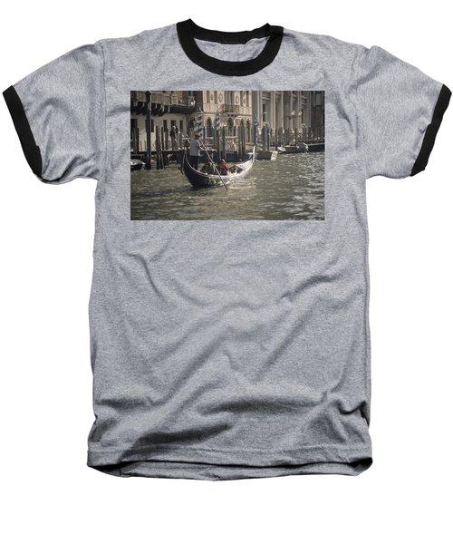 Site Seers Baseball T-Shirt
