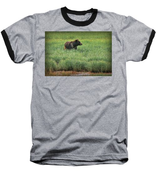 Sitka Grizzly Baseball T-Shirt