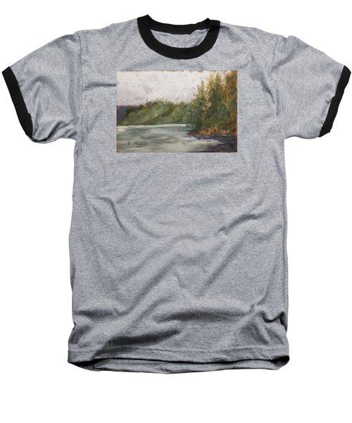 Sitka Mist Baseball T-Shirt