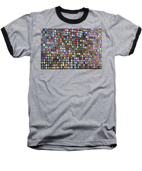 Six Hundred Rectangles Baseball T-Shirt