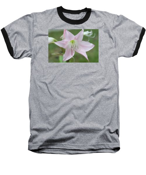 Six Point Flower Baseball T-Shirt