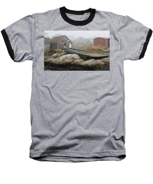 Baseball T-Shirt featuring the photograph Skeleton Ashore by Jennifer Wheatley Wolf