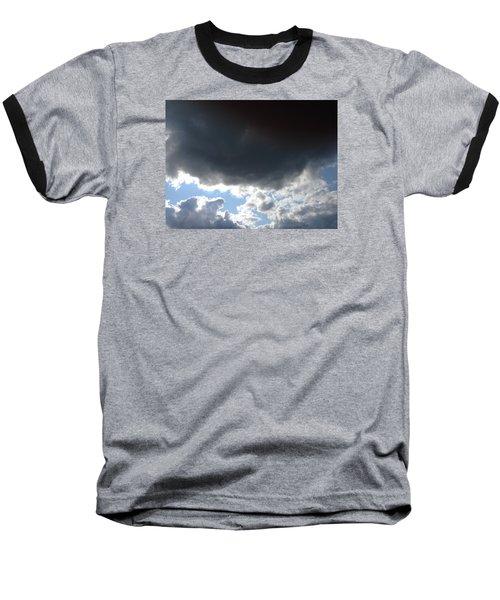 Skeleton Key Baseball T-Shirt by Jeff Iverson