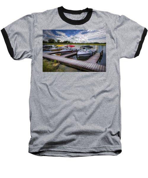 Ski Nautique Baseball T-Shirt