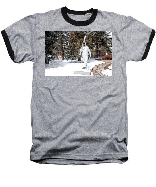 Ski Trooper Baseball T-Shirt