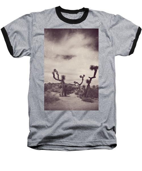 Skies May Fall Baseball T-Shirt