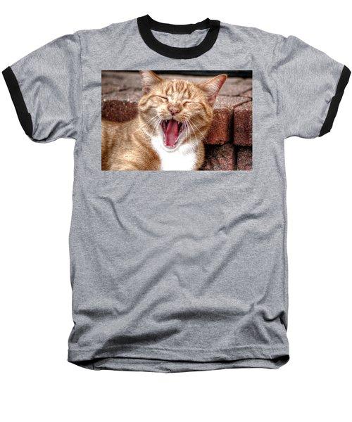 Skippy Laughing Baseball T-Shirt
