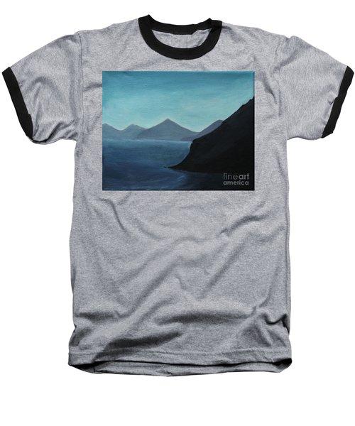Skopelos Greece Baseball T-Shirt