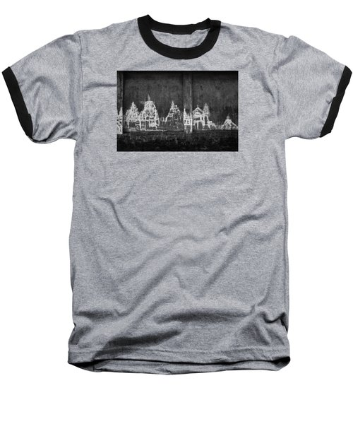 Baseball T-Shirt featuring the photograph Skc 0003 Temple Complex by Sunil Kapadia