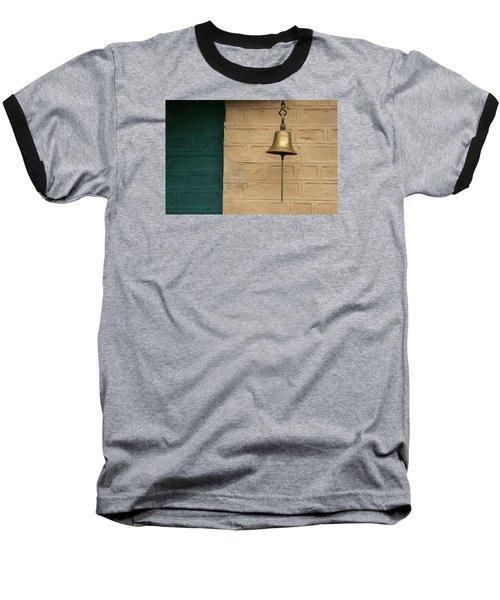 Skc 0005 Doorbell Baseball T-Shirt