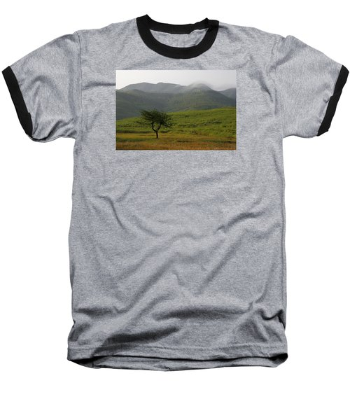 Baseball T-Shirt featuring the photograph Skc 0053 A Solitary Tree by Sunil Kapadia