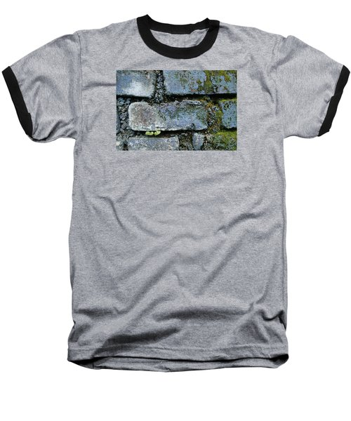 Baseball T-Shirt featuring the photograph Skc 0301 Tiny Twin Leaves by Sunil Kapadia
