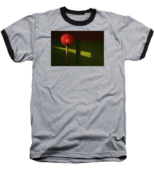 Skc 0469 Glow Of Light Baseball T-Shirt