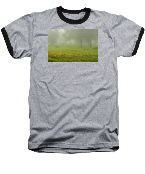 Baseball T-Shirt featuring the photograph Skc 0835 Romance In The Meadows by Sunil Kapadia