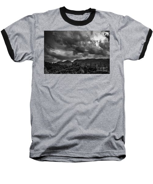 Big Sky Shasta County Baseball T-Shirt