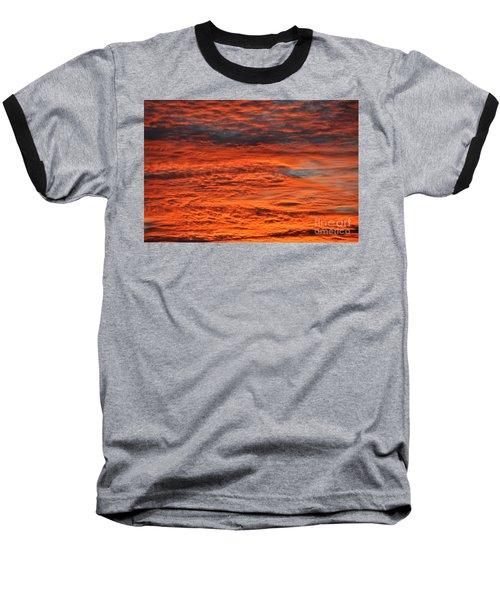 Sky Fire  Baseball T-Shirt