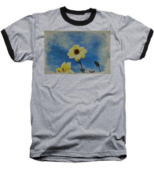 Sky Full Of Sunshine Baseball T-Shirt