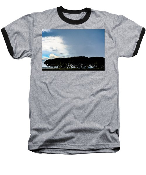 Sky Half Full Baseball T-Shirt