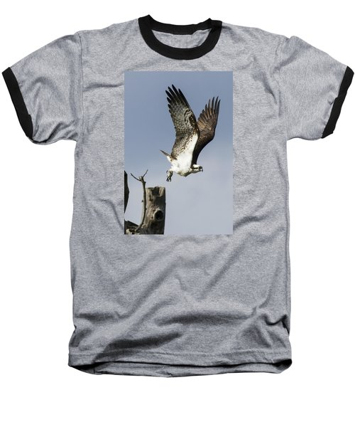 Sky Hunter Baseball T-Shirt