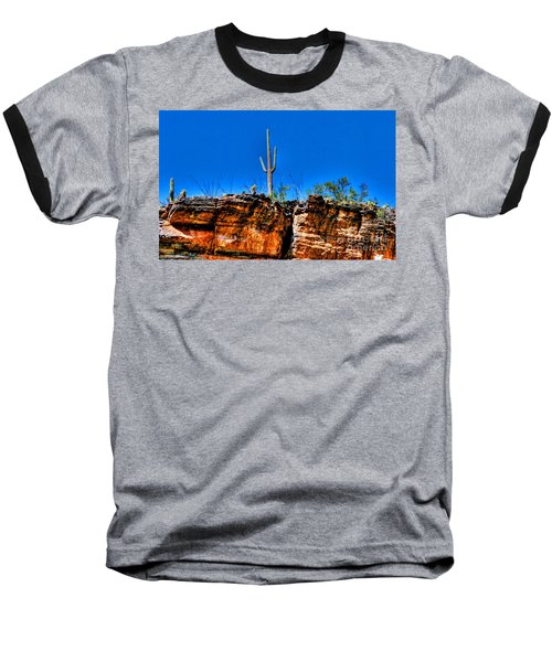 Sky Island Baseball T-Shirt