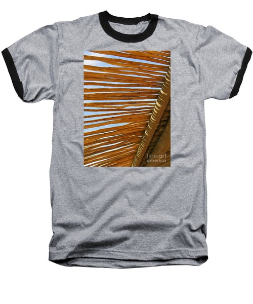 Baseball T-Shirt featuring the photograph Sky-lined  by Joy Hardee