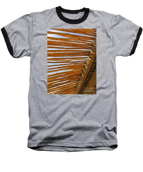 Sky-lined  Baseball T-Shirt