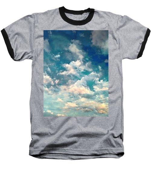 Sky Moods - Refreshing Baseball T-Shirt
