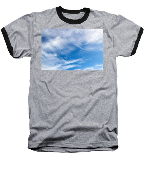 Sky Painting II Baseball T-Shirt