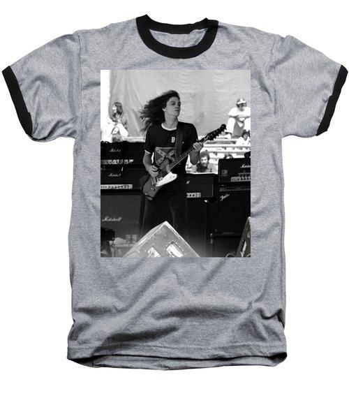Skynyrd #24 Crop 2 Baseball T-Shirt