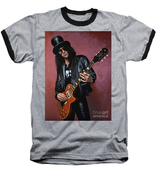 Slash Baseball T-Shirt