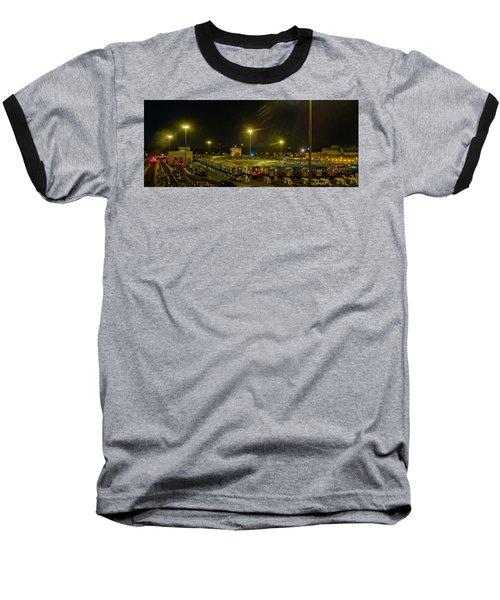 Sleeping Subways Baseball T-Shirt