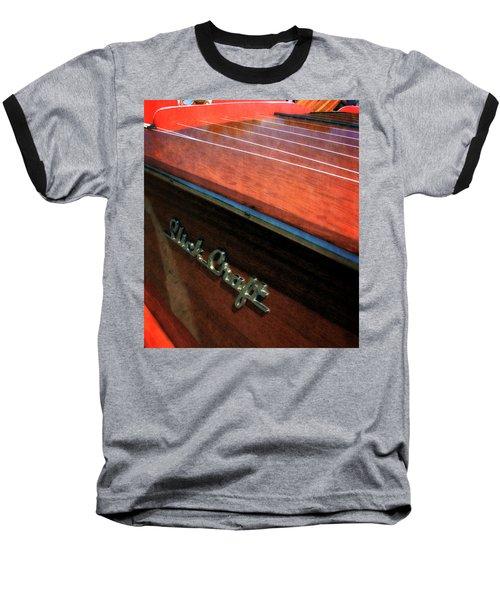 Slick Craft Powerboat Baseball T-Shirt