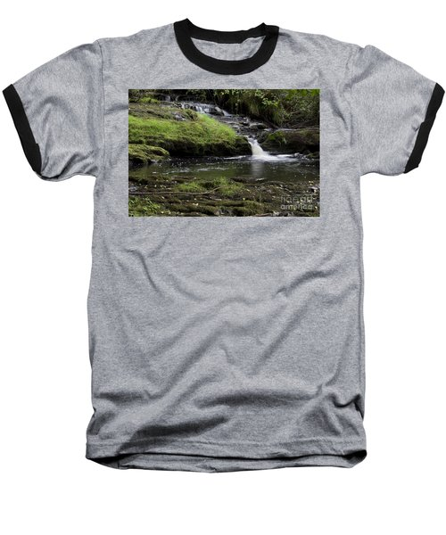 Small Falls On West Beaver Creek Baseball T-Shirt