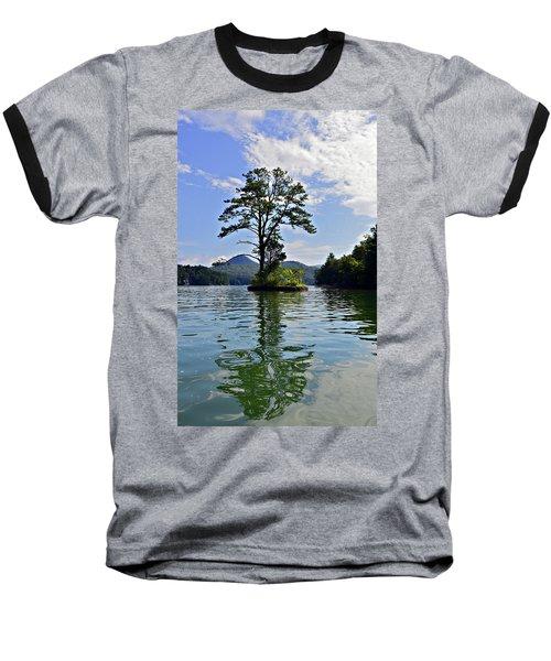 Small Island Baseball T-Shirt