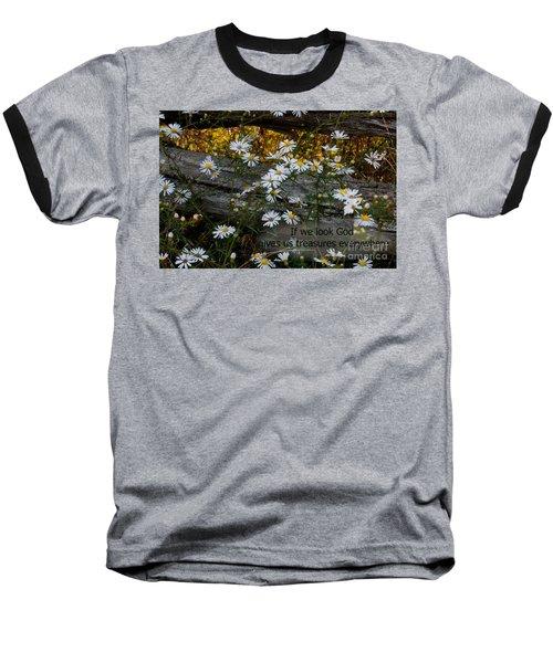 Small Treasures Baseball T-Shirt