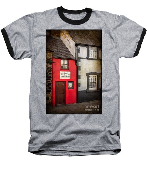 Smallest House Baseball T-Shirt
