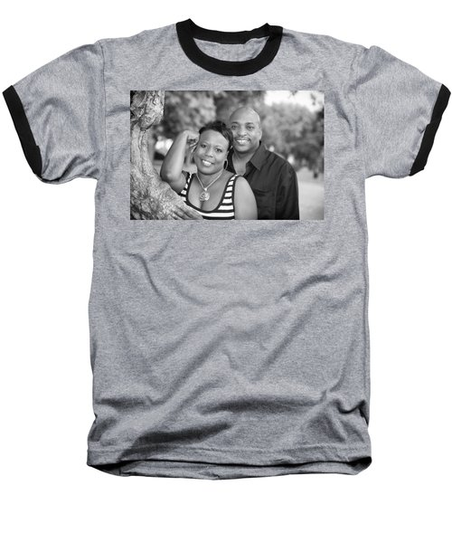 Baseball T-Shirt featuring the photograph Smith Harper 16 by Coby Cooper