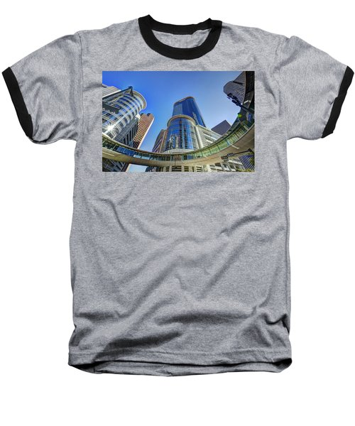 Smith Street Circle Baseball T-Shirt