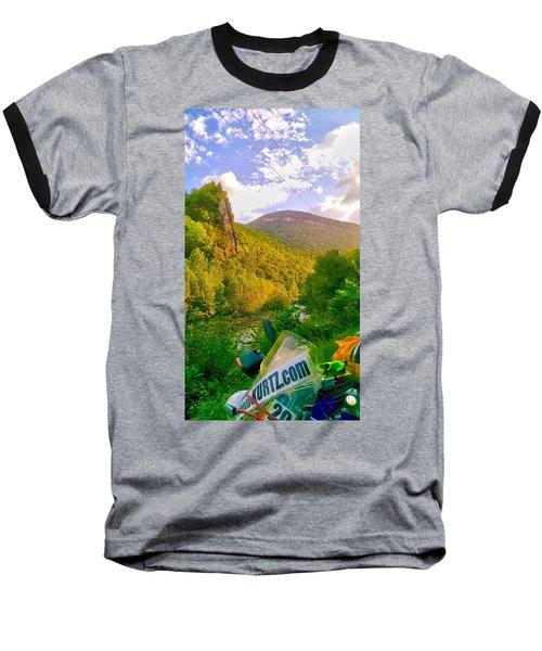 Smoke Hole Canyon Baseball T-Shirt