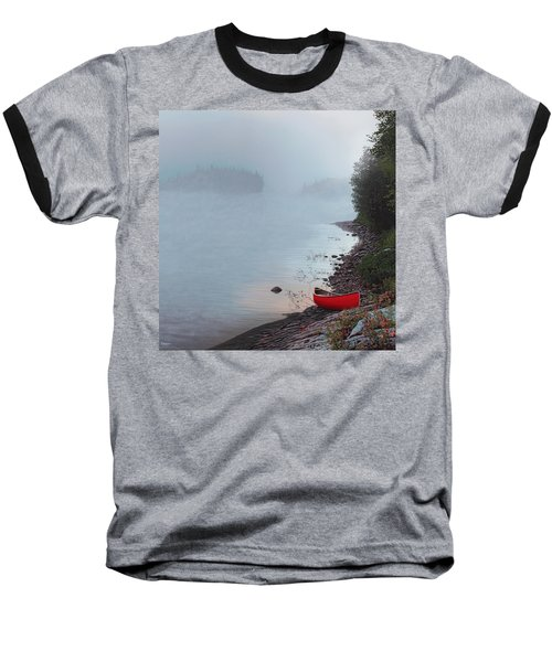 Smoke On The Water Baseball T-Shirt